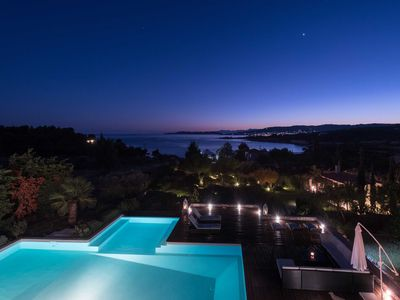 Photo for Villa Emilia, a luxury 5B residence, with stunning sea views