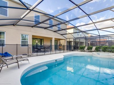 Photo for Luxury 6 Bedroom 4.Bath Solterra Home With Spa On Solterra Resort With High  End Furnishings