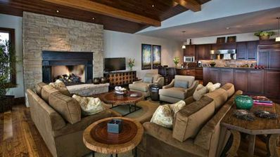 Photo for Best Views in Vail! Luxury 5BR Home! Hot Tub & Game Room!