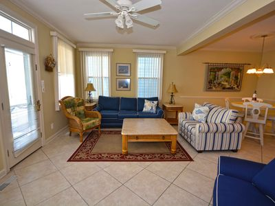 Photo for Opulent Luxury 5 Bedroom Townhouse with WiFi In Gated Community On Bayside With Indoor/Outdoor Pools, Private Beaches, Restaurant, And More Just Ten Minutes From Beach!