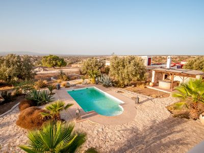 Photo for Superb Villa with Pool, 15 min from Essaouira