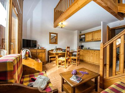 Photo for Residence Goélia The Chalets of Saint Sorlin - 2 Rooms Duplex 4 People