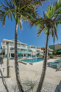 Photo for Villa 1/Villa 2--Adagio Beach Villas:  Remodeled!  Ocean Front  Heated Pool