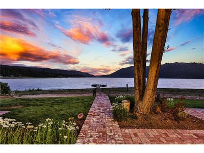 Photo for THE MOST BREATHTAKING LAKEFRONT IN BIG BEAR