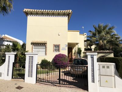 Photo for Home from home detached three bed villa