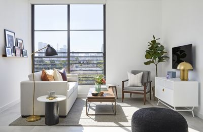 Photo for Domio Wynwood | Hip One Bedroom Suite | Laundry + Pool + Gym
