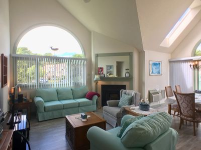 Photo for Ocean Edge Upper Level with King bed, 4 A/Cs, Golf & Pool (fees Apply) - EN0279