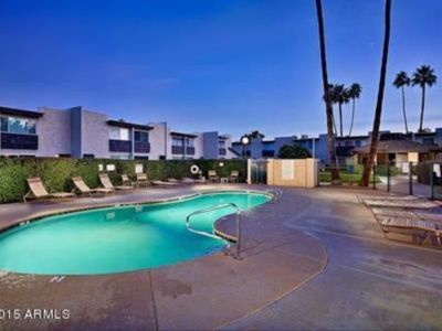 Photo for Camelback House Modern Townhouse in the heart of Scottsdale.