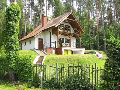 Photo for holiday home, Kretowiny  in Masurische Seenplatte - 7 persons, 3 bedrooms