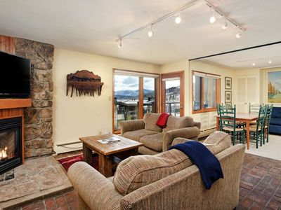 Photo for Affordable & Convenient On Snowmass Mountain - Great For Family & Friends.  Pool, Hot Tubs, Parking
