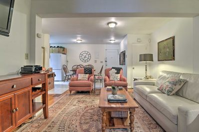 Explore the best of Yonkers from this vacation rental condo.