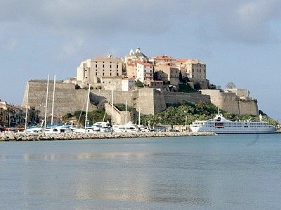 Photo for Calvi T2 apartment in beautiful building recently Seafront and Port