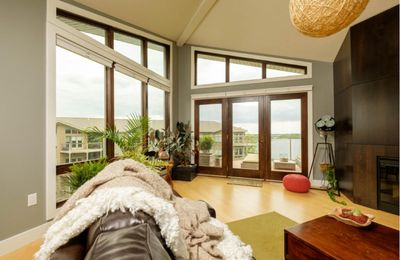 Photo for Beautiful Penthouse Condo at Bridges Bay