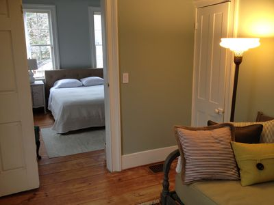 Photo for Serene Two Bedroom Suite To Rent In Historic Home