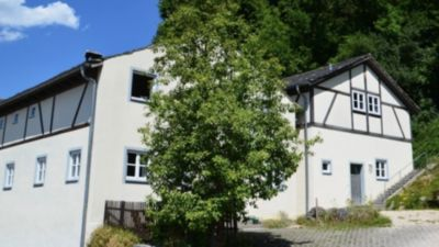 Photo for Historic Jura houses / with 3 apartments - great location, lots of space, on the Altmühl