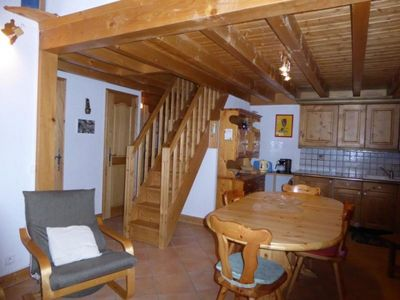 Photo for Apartment Pralognan-la-Vanoise, 3 bedrooms, 6 persons