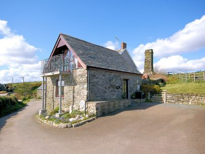 Photo for 1 bedroom Barn in Polperro - COUVW