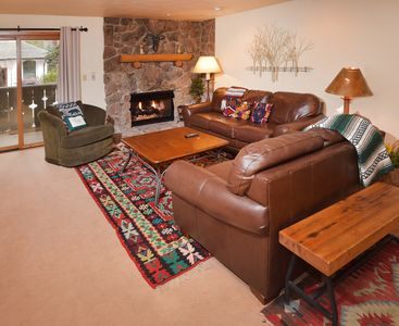 Photo for Lovely, Large Condo in Vail! Walk to Slopes, Free Shuttle, Restaurants, Shops