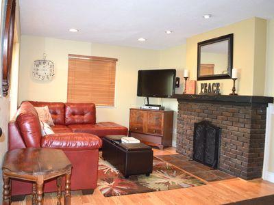 Photo for Bright and Beautiful * Star Park Home in Salt Lake City with extra amenities