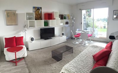 Photo for PARKING + GARDEN / T1bis 10 minutes FROM THE BEACH