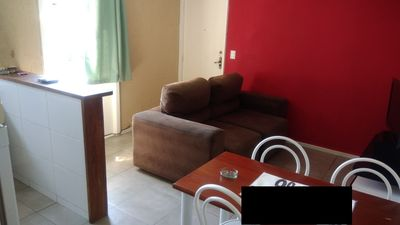 Photo for 2 bedroom apartment cape cold season fort beach rental