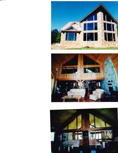 Photo for Multi bedroom home on lakefront property in the Belgrade Chain of seven lakes