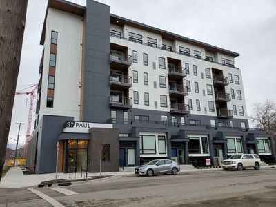 Photo for One Bedroom condo in the Heart of the Cultural District D/T Kelowna