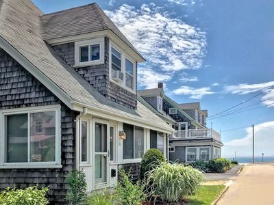 Photo for Newly Renovated Falmouth Heights Home: 50 YARDS TO THE BEACH!