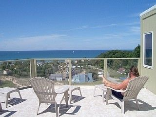 Photo for Incredible Lake Michigan Cottage With Awesome View!