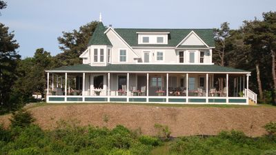 Photo for Popham Beachfront and Oceanfront Charming Victorian