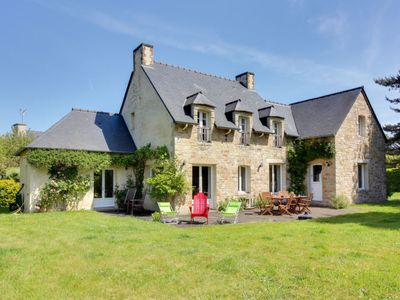 Photo for Vacation home Le Domaine des Pins  in Saint Briac, Brittany - Northern - 9 persons, 5 bedrooms