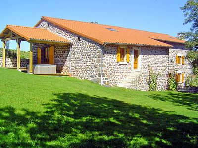 Photo for Vacation home ferme in Puy-en-Velay - 8 persons, 3 bedrooms