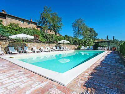 Photo for 2 bedroom Apartment, sleeps 4 in La Collina with Pool and WiFi