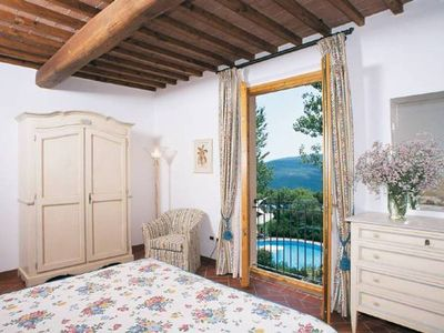 Photo for Apartment Salvia: 2 bed apartment in Tuscany