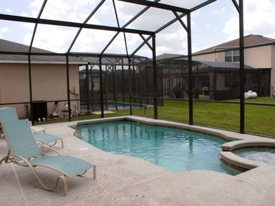 Photo for House in Kissimmee with Internet, Air conditioning (492354)