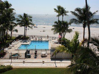 Photo for Estero Beach Club 2 Bed Beach Front Condo
