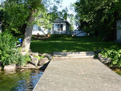 Photo for Lake Simcoe Waterfront Cottage-Private Dock