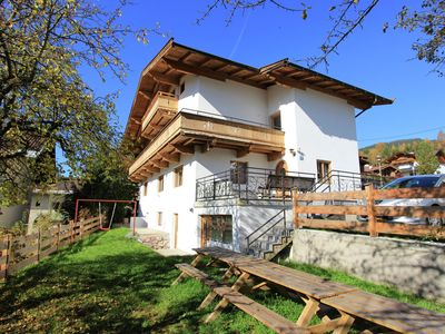 Photo for Detached chalet with much privacy, sauna and large garden on the south!