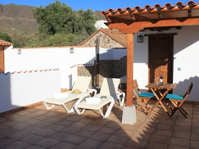 Photo for Holiday Cottage in historic center of Santa Lucia