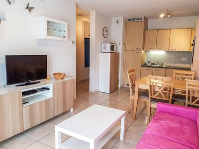 Photo for Apartment Domaine de Crespin in Saint Gervais - 4 persons, 1 bedrooms