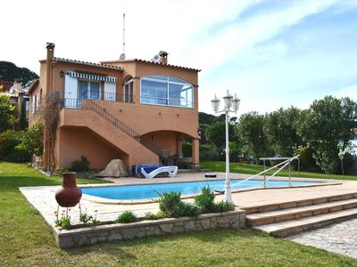 Photo for Begur Villa, Sleeps 8 with Pool