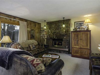 Photo for SC560 by Mountain Resorts ~ Charming Condo with Private Deck and On-Site Hot Tub!