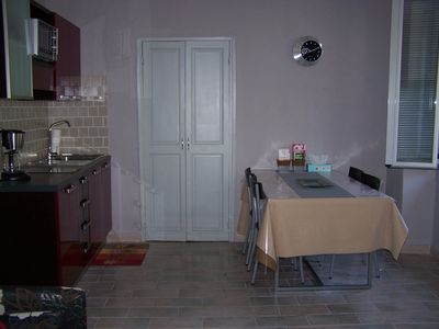 Photo for 1BR Apartment Vacation Rental in Menton, Provence-Alpes-Côte-D'Azur