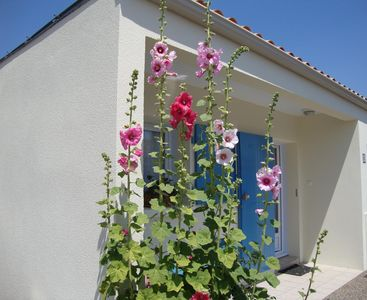 Photo for House in typical district of La Chaume, a haven of peace in Les Sables d'Olonne