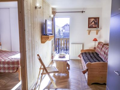 Photo for Apartment 1.2.3 Soleil in La Toussuire - 4 persons, 1 bedrooms