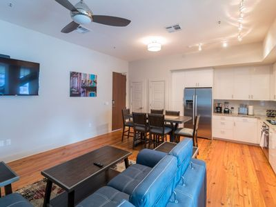 Photo for Luxury 1bd Penthouse w Terrace near French Quarter and Bourbon St.
