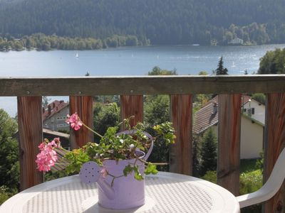 Photo for New apartment with superb lake and mountain views