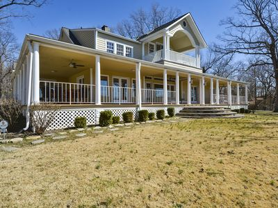 Photo for Stunning 7 Bedroom House With Fantastic Views On The South River In Annapolis MD