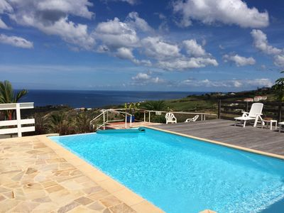 Photo for Beautiful luxury villa of over 200 m2 Between sea and mountains