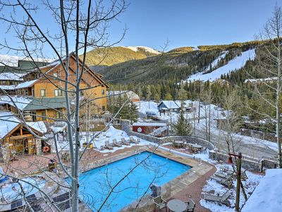 Photo for NEW! Keystone Condo w/ Mtn. Views - Walk to Lifts!